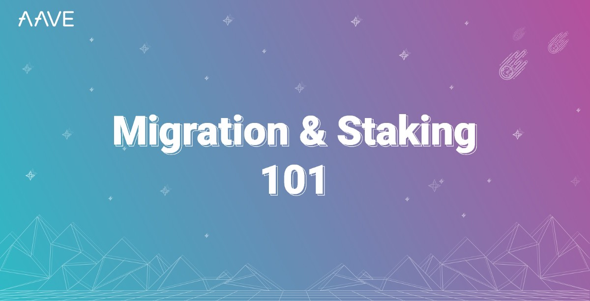 Migration and Staking 101