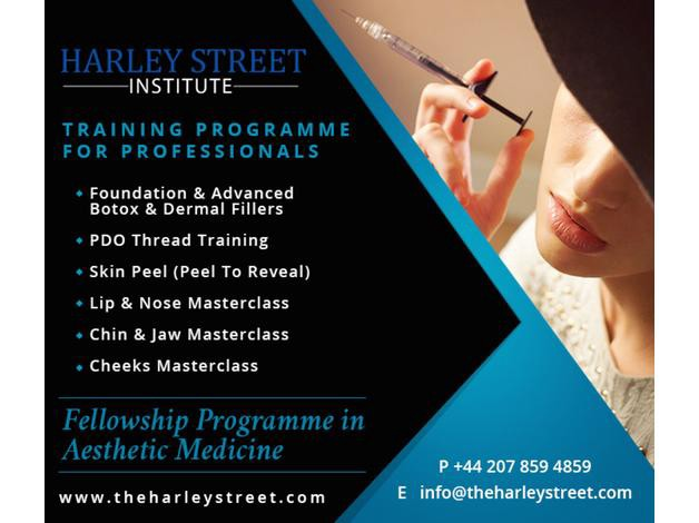 Get Trained with the Best Cosmetic Courses in London