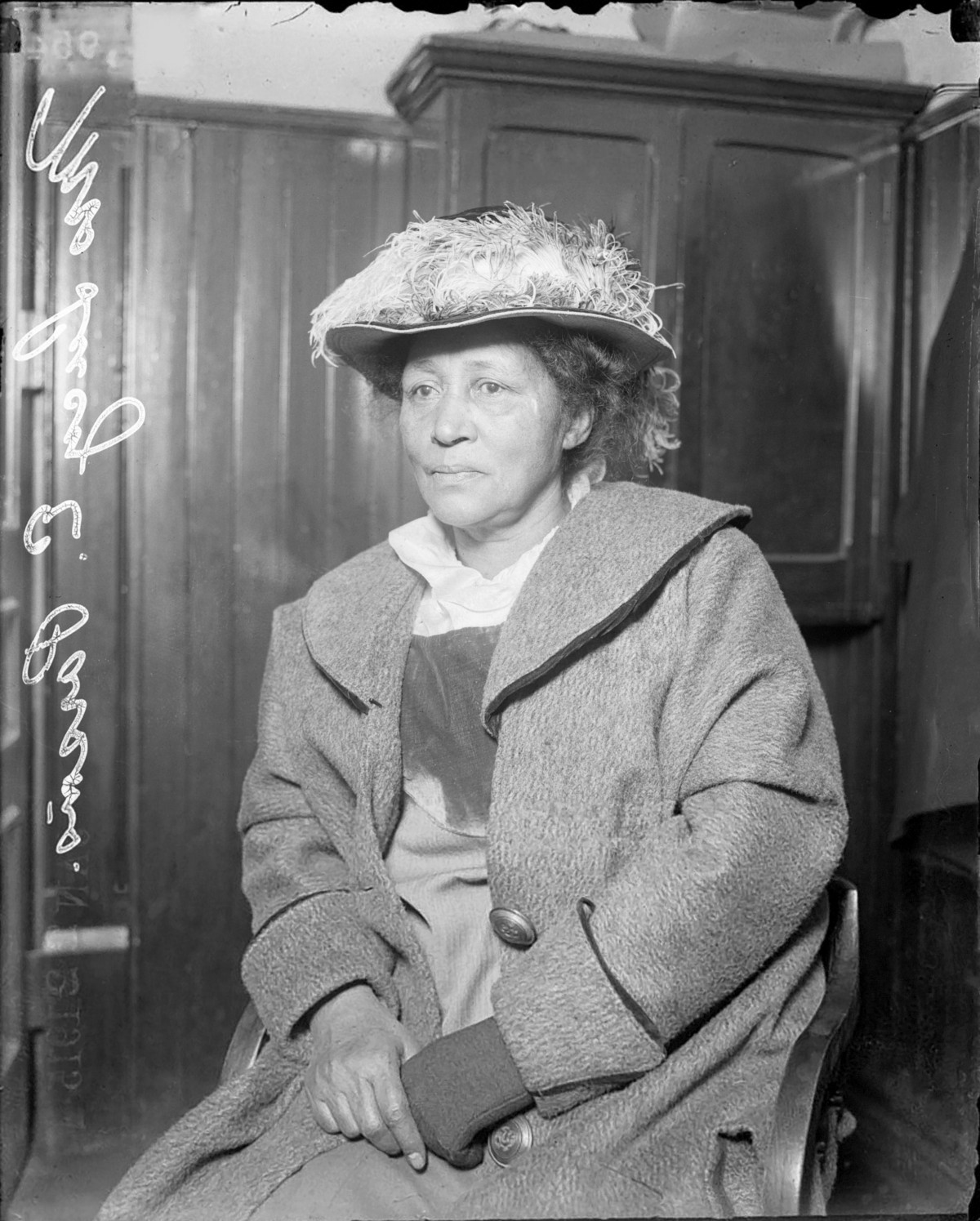 Lucy Parsons wanted to take down the rich by any means necessary