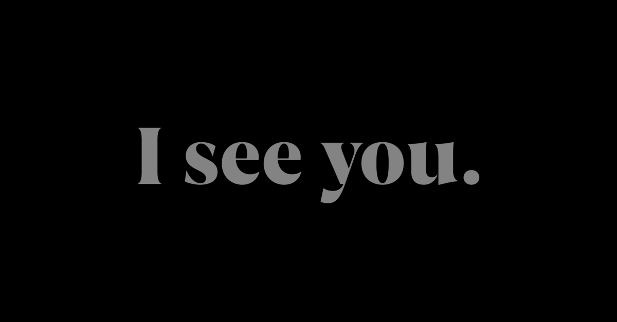 I See You There Comes A Point In Most People S By Shib Mathew Medium