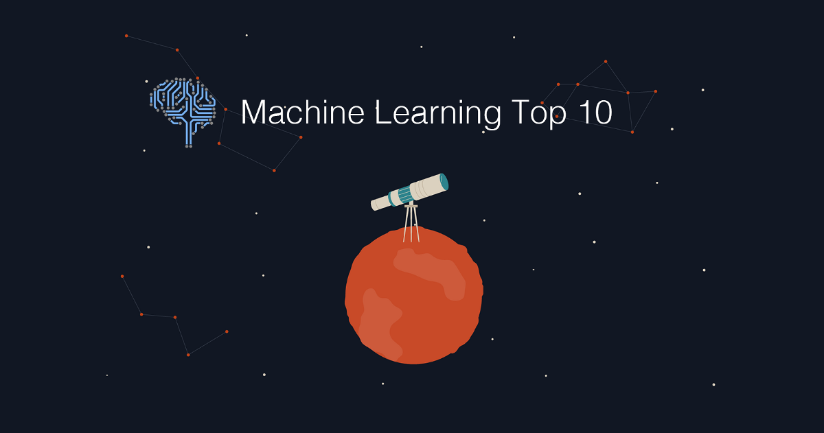 Top 10 Machine Learning Articles for the Past Month (v.July)