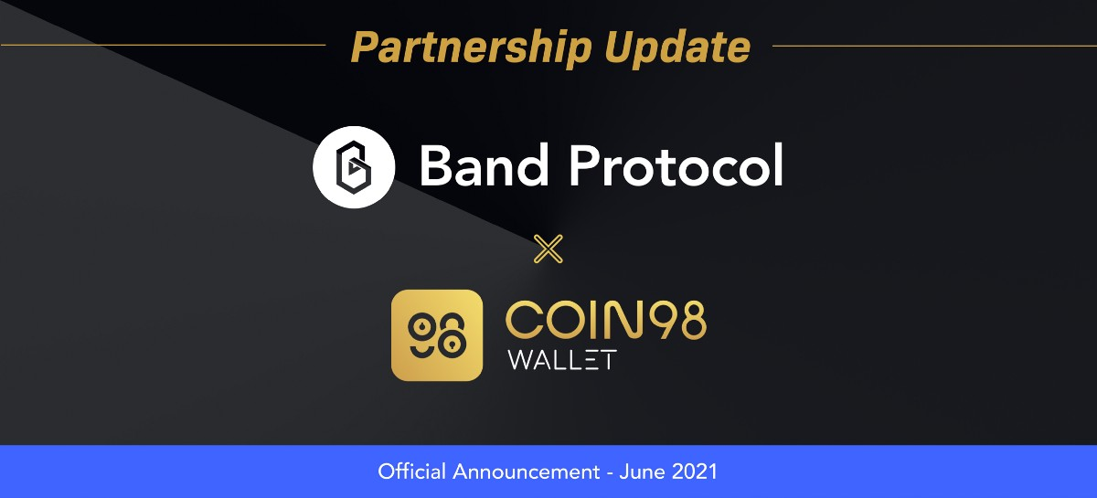 Coin98 Wallet Expands Integration of Band Protocol Oracles To Create More Transparent and Better…