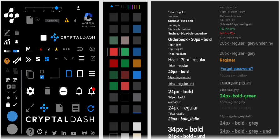 Collapsible Panel Ui