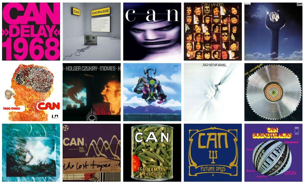 Can Albums Ranked From Worst to Best - 6 Album Sunday - Medium