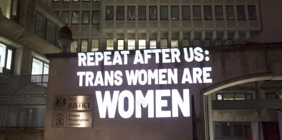 Speaking Truth to Power in the Era of Trans Rights Activism