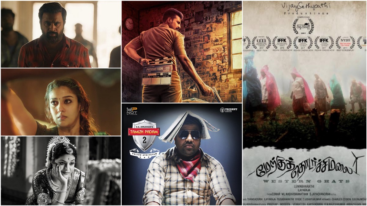 Best Tamil Movies Of 2018 The Annual Tamil Movies Round Up