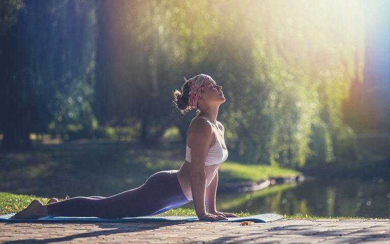 Can Yoga Prevent Back Pain?