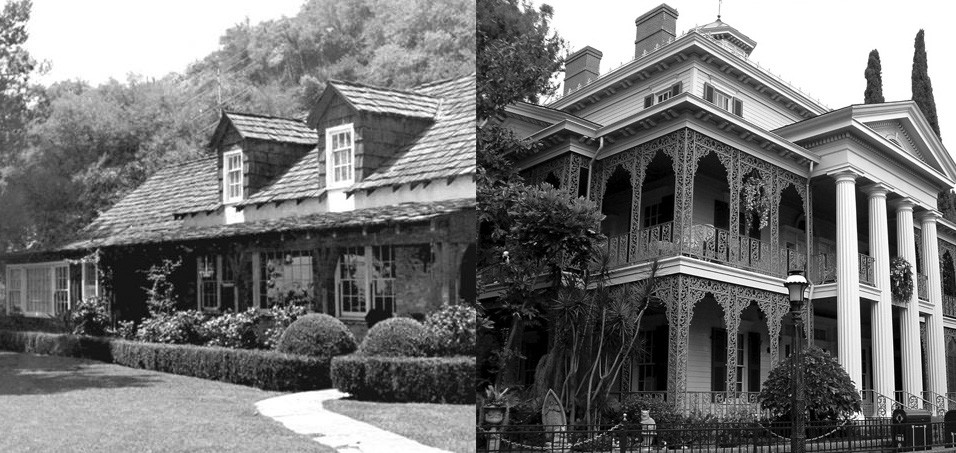 Two Haunted Houses - Bethy Squires - Medium