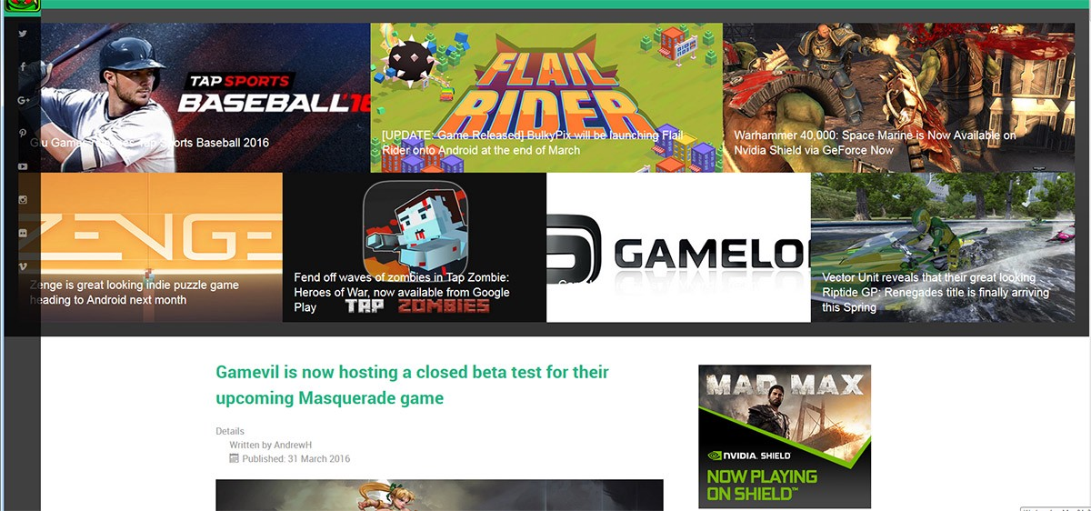 Uptodown and Droid Gamers Partner to Deliver the Best Content