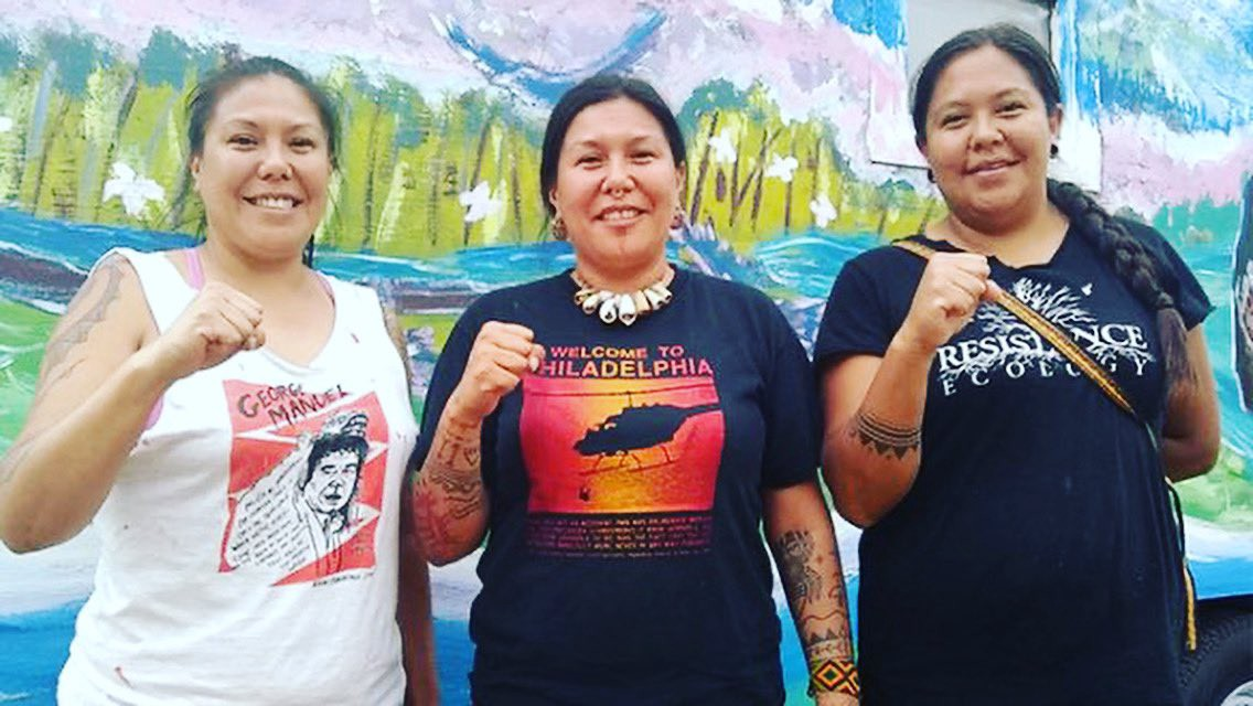 Indigenous Women Lead the Fight to Stop Pipelines