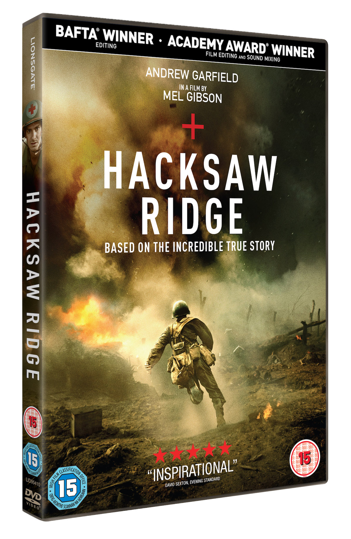 Competition Win Hacksaw Ridge On Dvd By Frame Rated Staff Frame Rated Medium