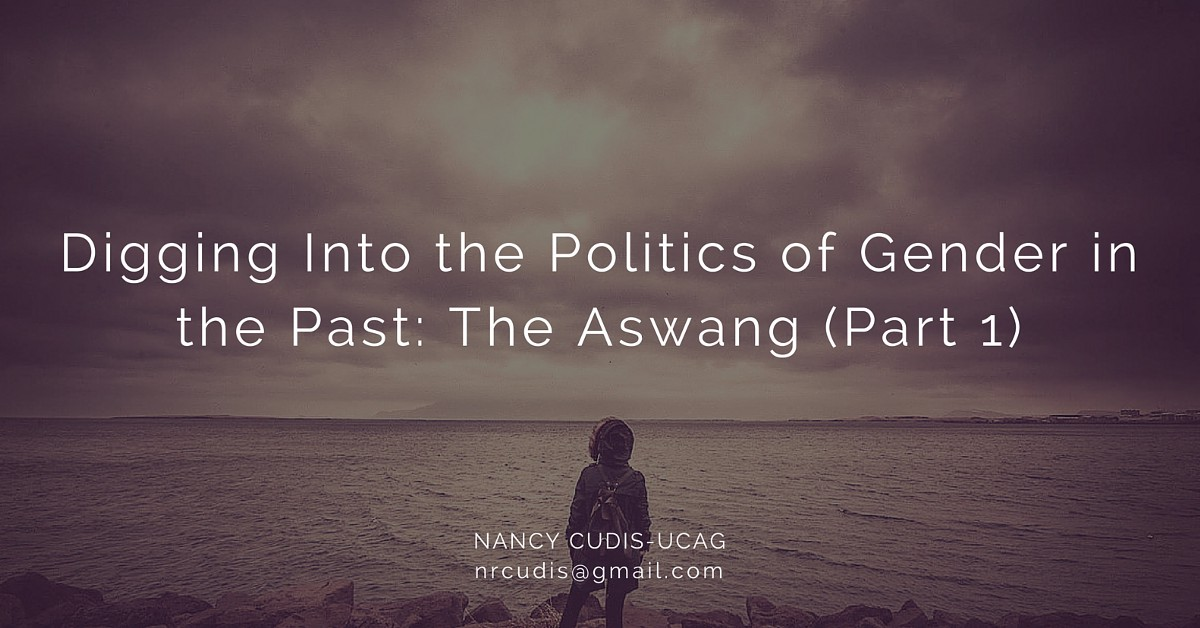 Digging Into the Politics of Gender in the Past: The Aswang (Part 1)