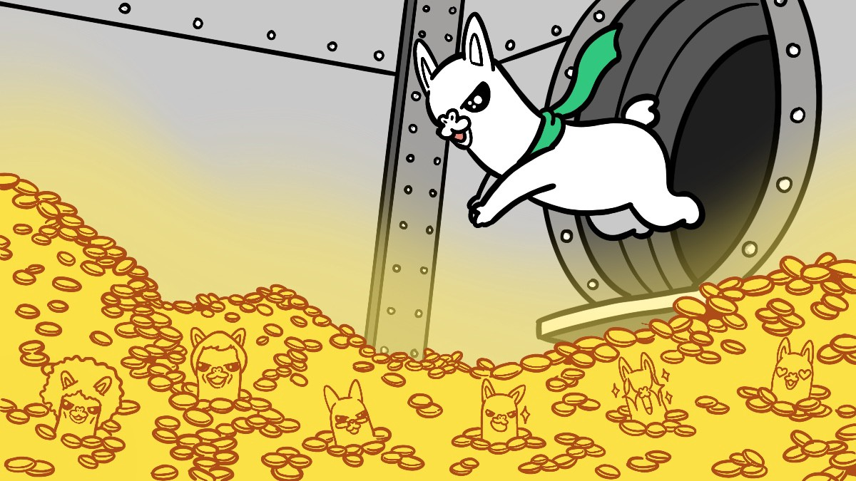 Introducing the ALPACA Vault Or: How I Learned to Make Money by Holding ALPACA