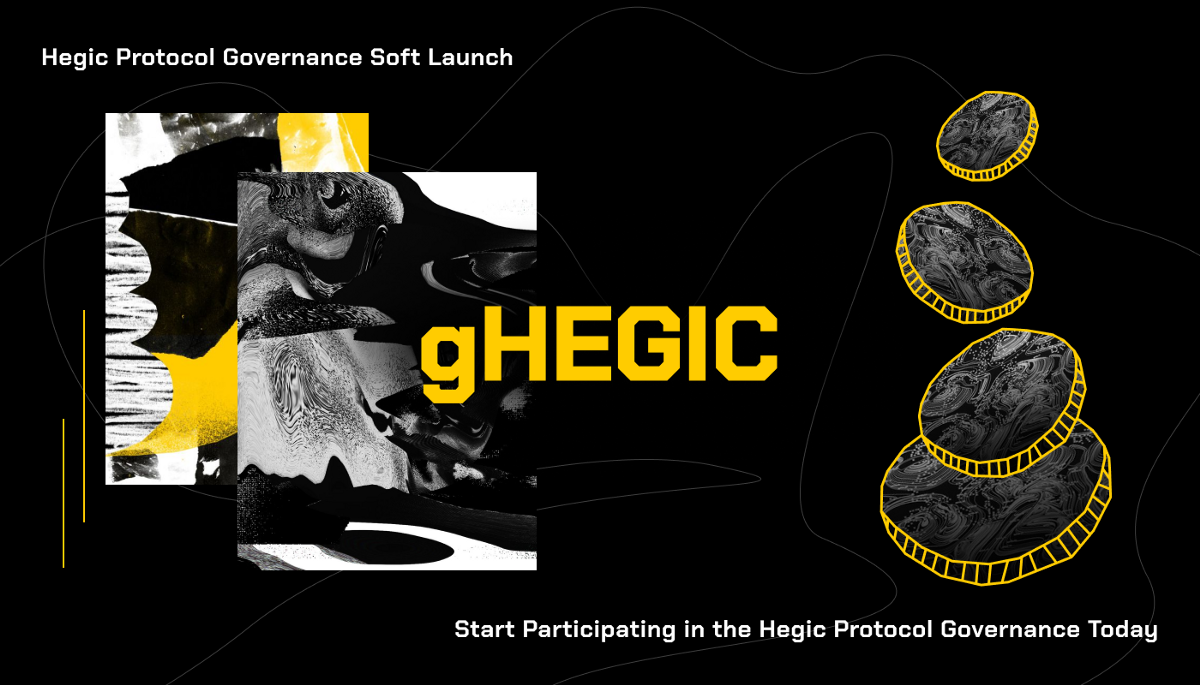 Hegic Protocol Governance Soft Launch. $500 Rewards for the Most Active Hegic Users (Claim Now)