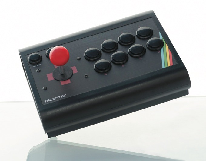 TALENTEC Is Combining an Arcade Stick with a Raspberry Pi for Retro
