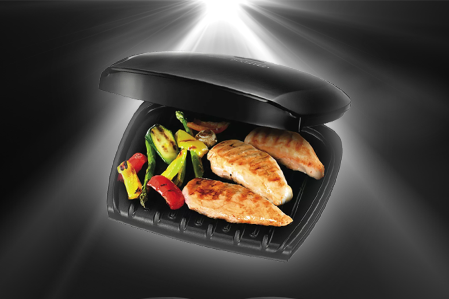 The Immortal Mystique Of The George Foreman Grill Mel