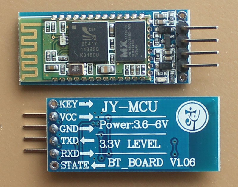 Embedded Systems —Bluetooth vs WiFi for real time communication
