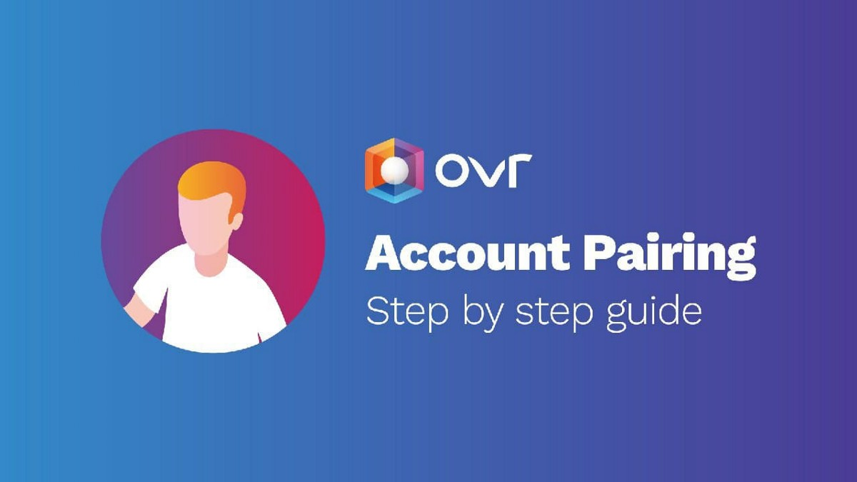 Five Simple Steps to Pair Your OVR App Account with Your OVR Marketplace Account