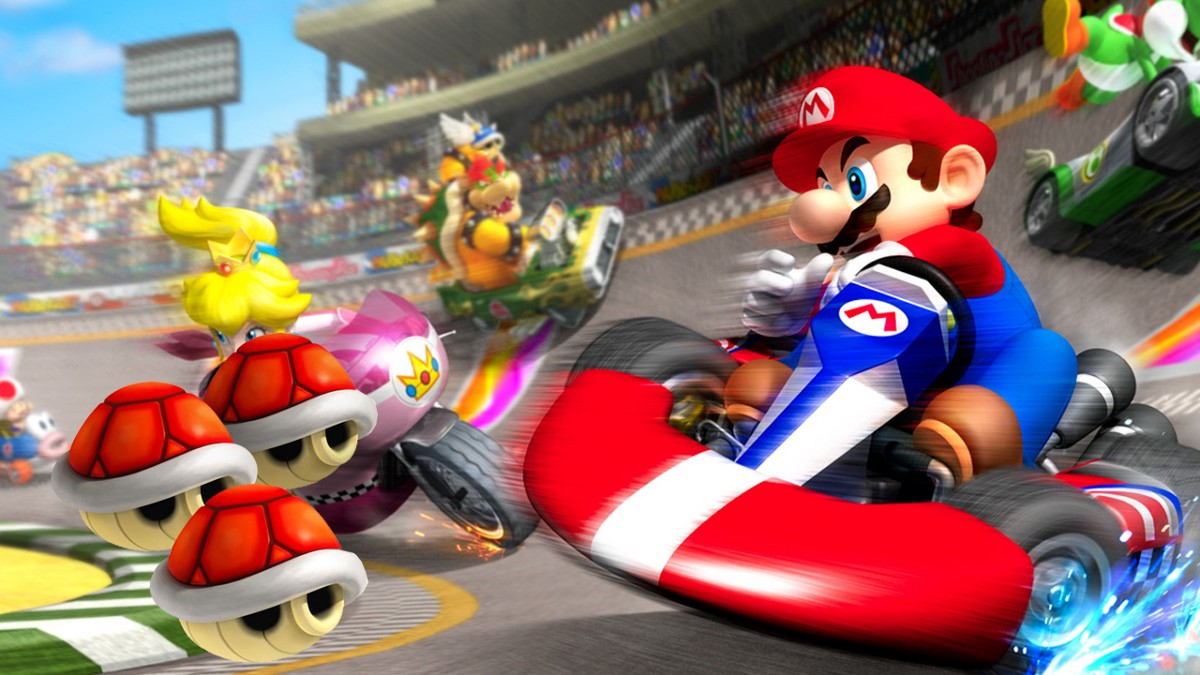 Our Top 25 Mario Kart Track Themes By Edwards Bros Reviews Medium