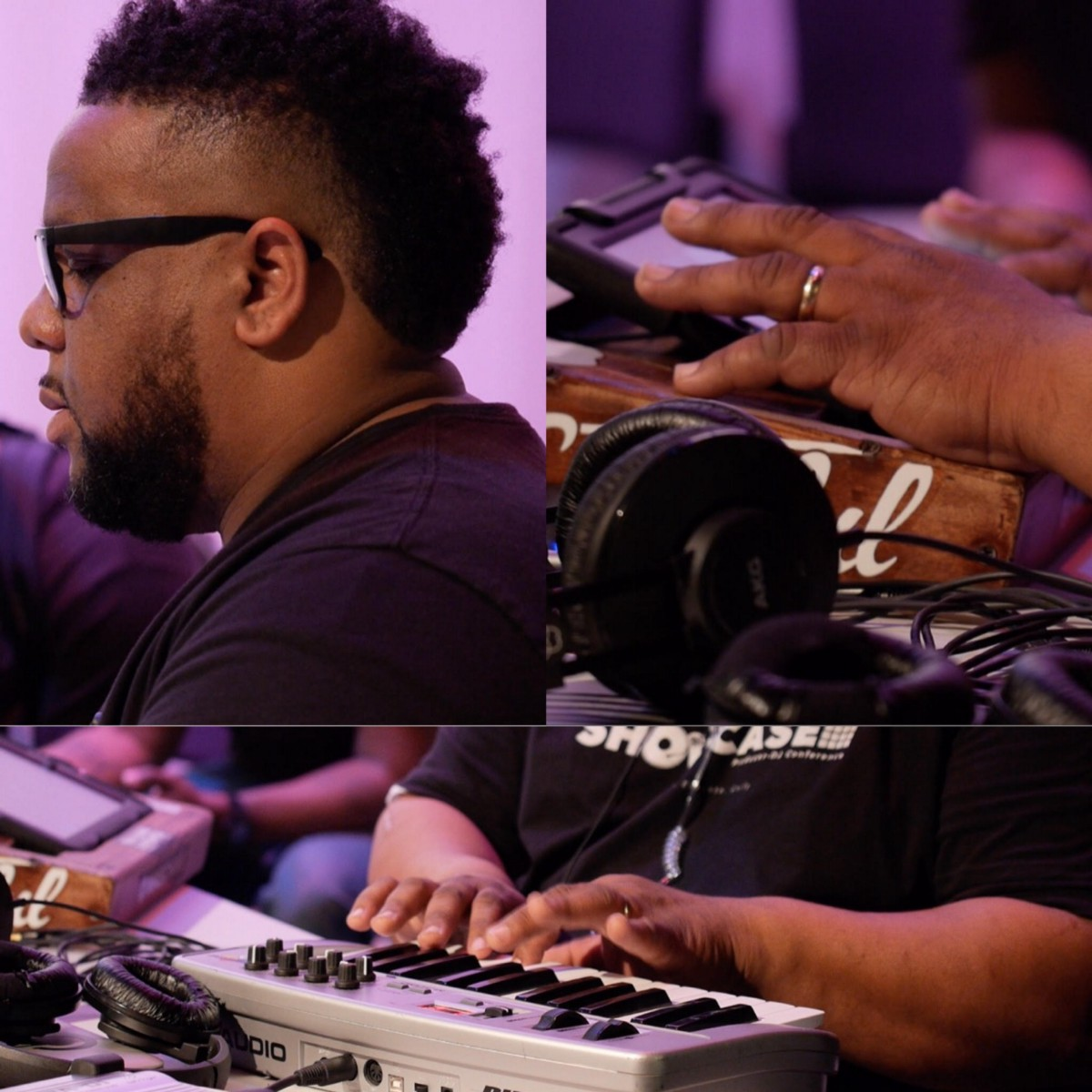 Maschine Master Marv4MoBeats on Being an iPad Producer, Beatmaking on Vacation, and His 10-Year-Old…