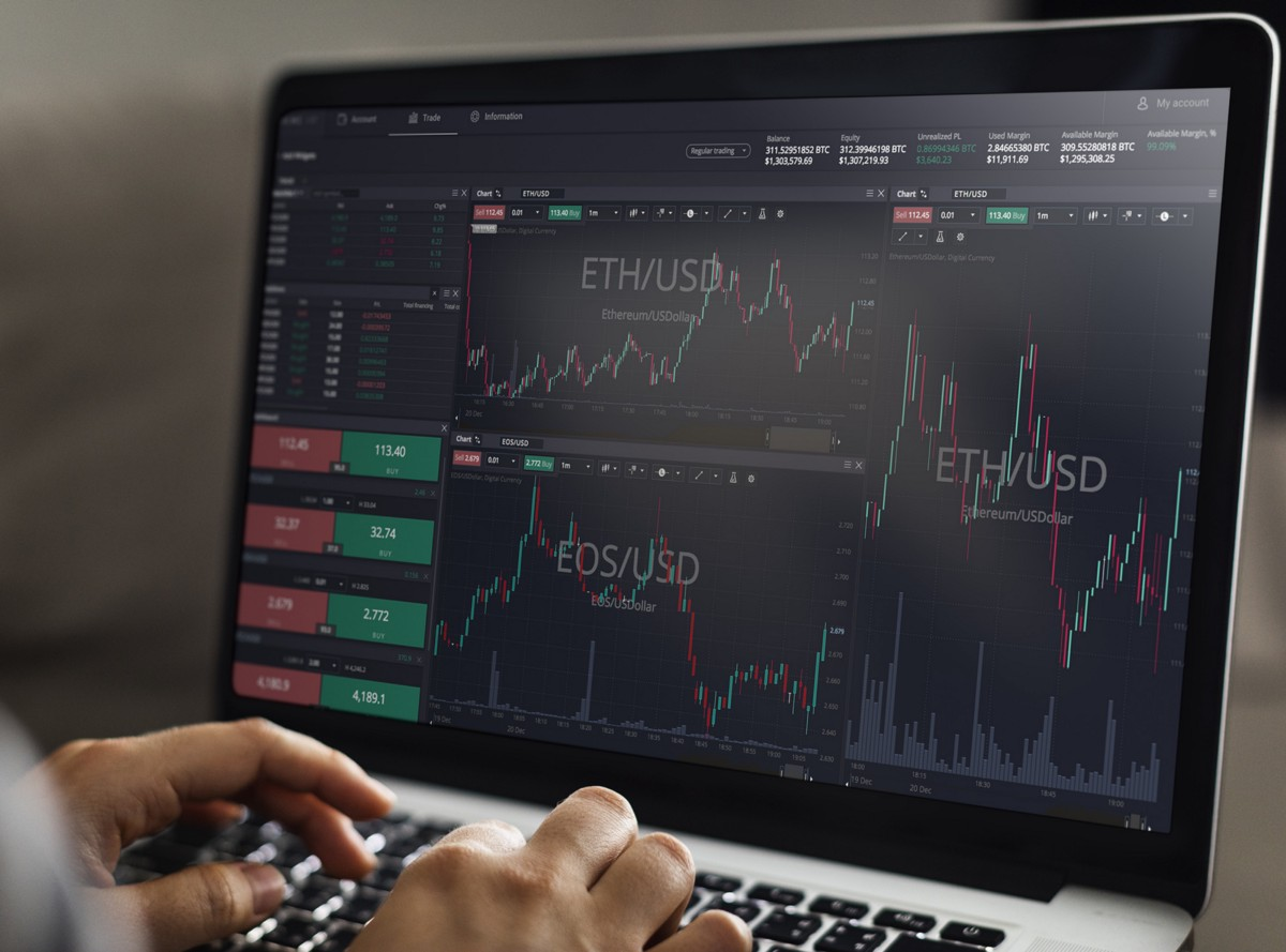 cryptocurrency leverage trading contractul futures bitcoin