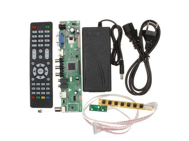 VS T5964 81 Universal LED TV Board Software Free Download