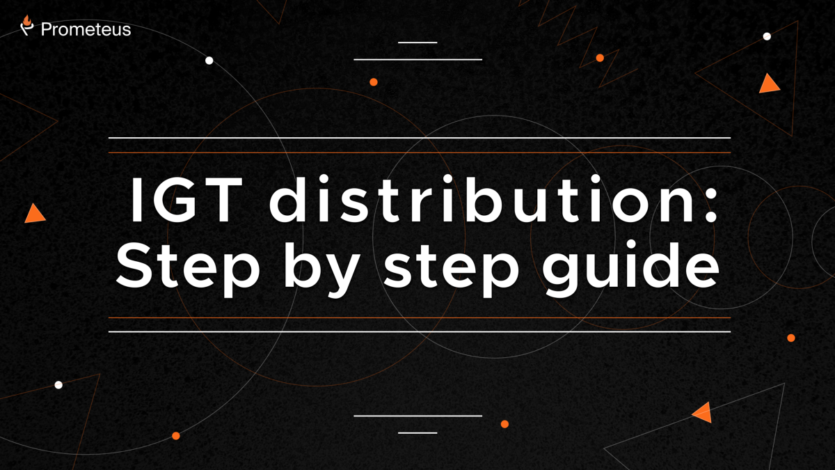 Farming $IGT—the detailed guide