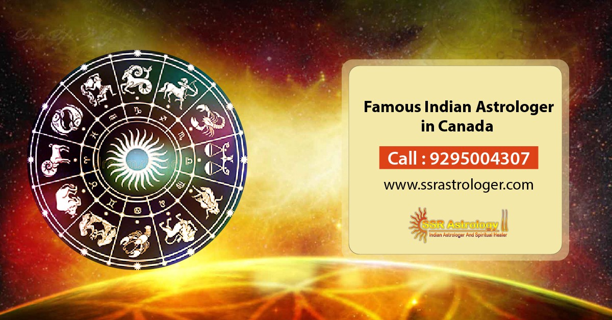 Pandit Sairam Ji the Famous Indian Astrologer in Canada is there to
