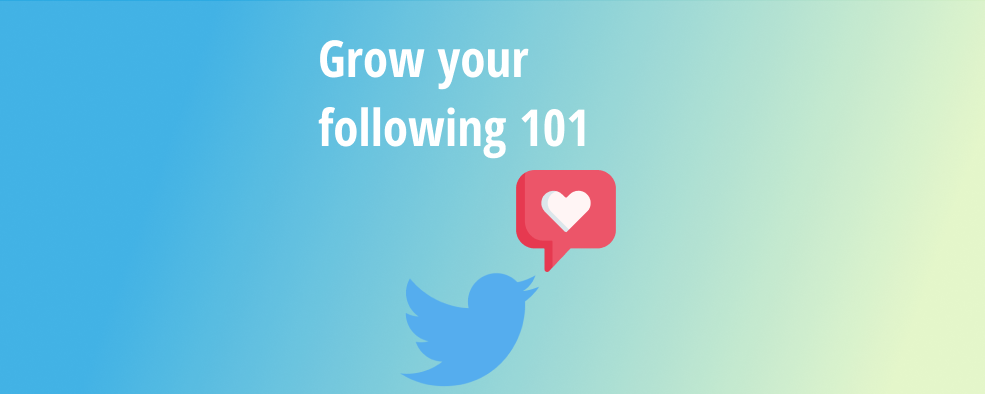 Recipe #1 — Grow your Twitter Follower count  The I-like-you method