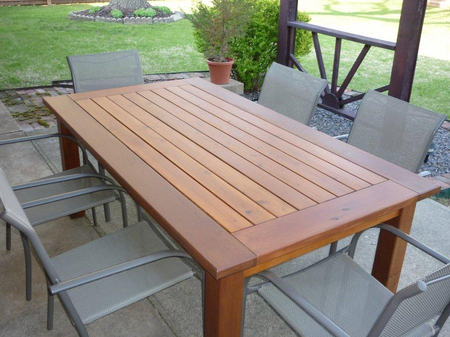 Outdoor Furniture Woodworking Plans Online Learning