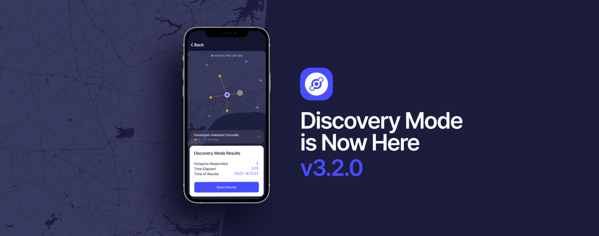 Uncover your Hotspot's Potential: Discovery Mode