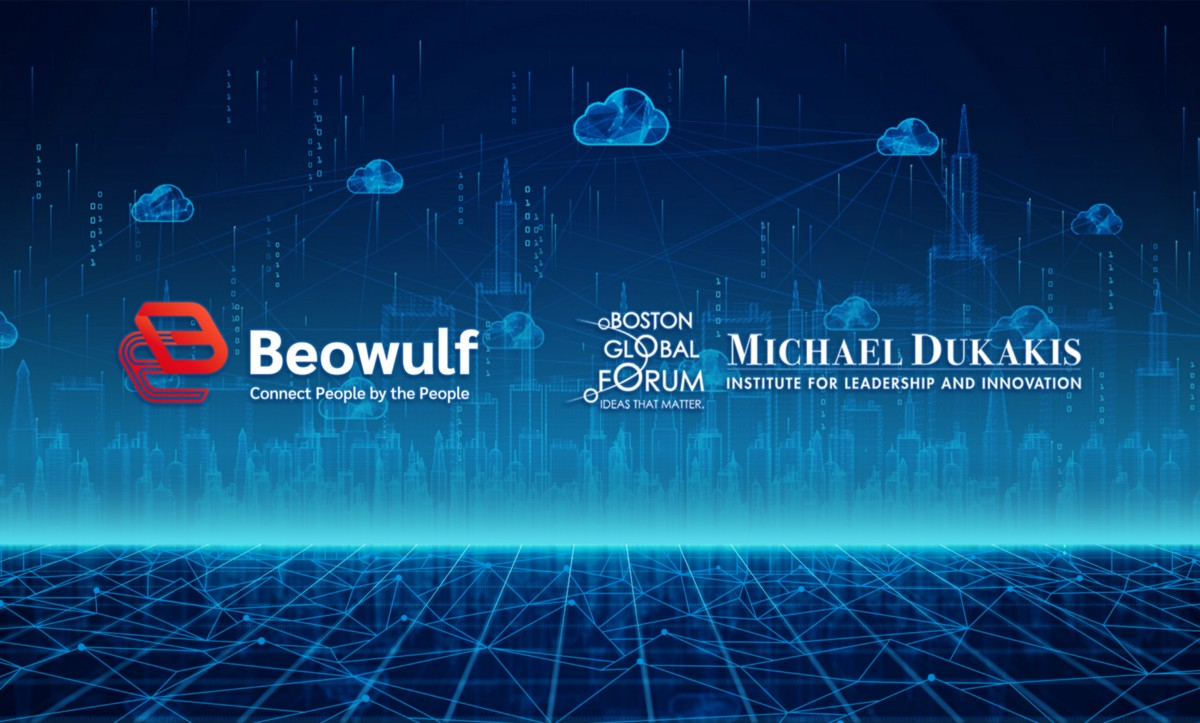 Beowulf Blockchain Partners with Michael Dukakis Institute to Advance AI-based Virtual Smart City…