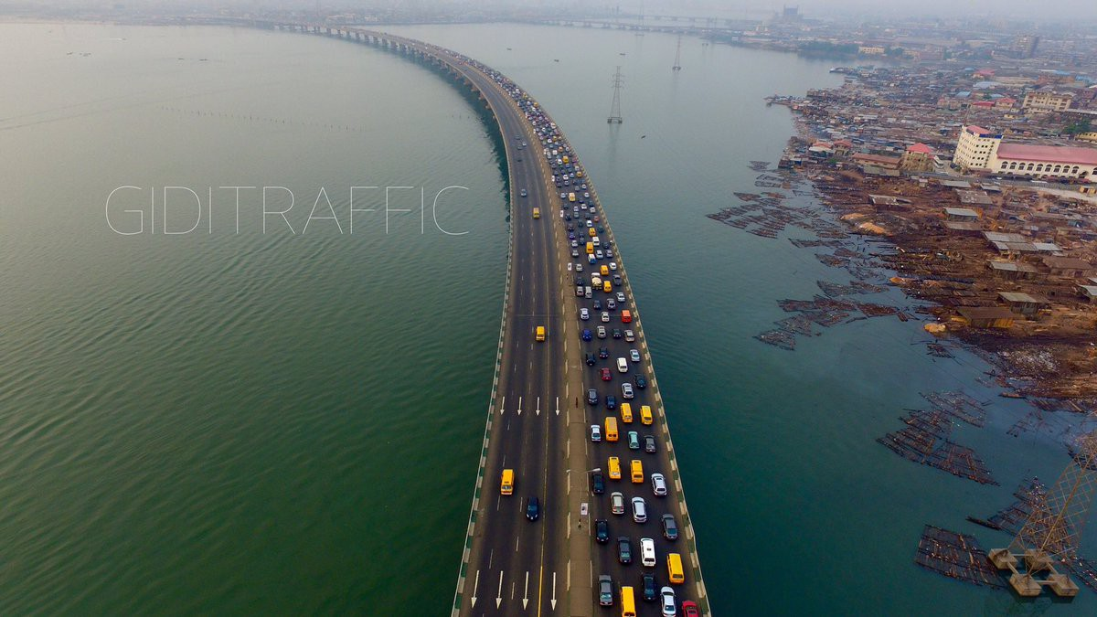 Third Mainland Bridge closure reason companies should consider coworking  spaces | by Udoh N. Kelven | Medium