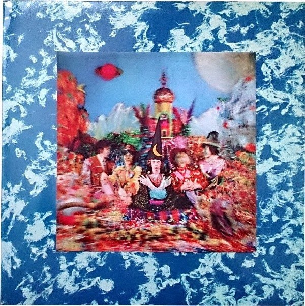 Their Satanic Majesties Request cover