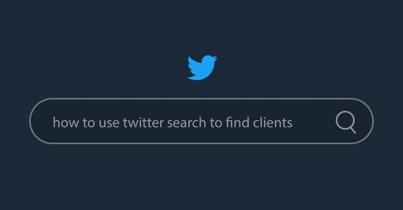 Strange How To Leverage Twitter Search To Find Clients As A Interior Design Ideas Clesiryabchikinfo