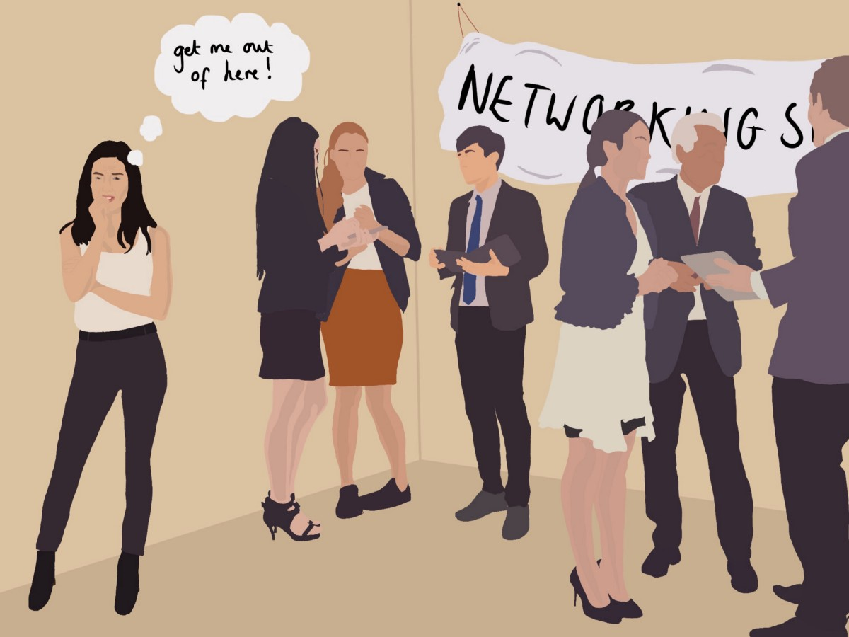 6 Networking Tips for Those Who Are Anxious as Hell