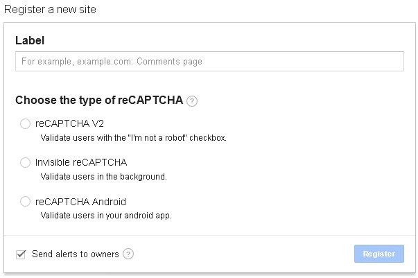 Implementing Google Recaptcha with Oracle JET - Oracle Developers
