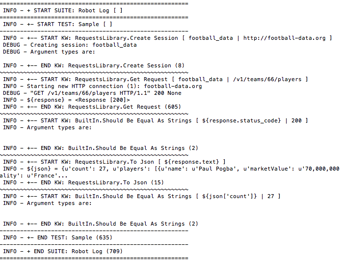 Robotframework 'LIVE' logging without keyword 'Log to Console'
