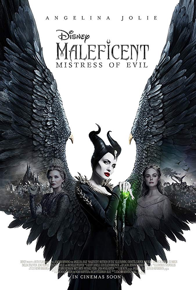 Maleficent 2 Mistress Of Evil Official Movie 2 2019