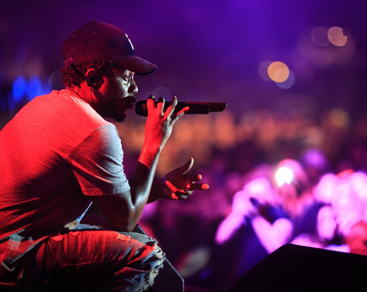 NYU Prof Says Kendrick Lamar Made the Most Musical Hip-Hop