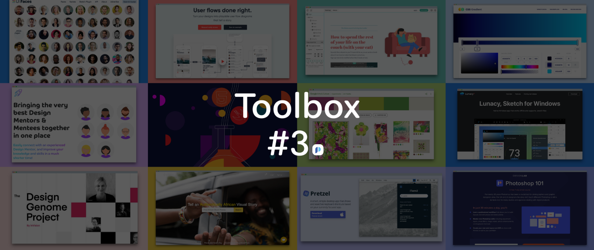 Magic Design Toolbox 🧞‍: 27 New UX and UI Tools