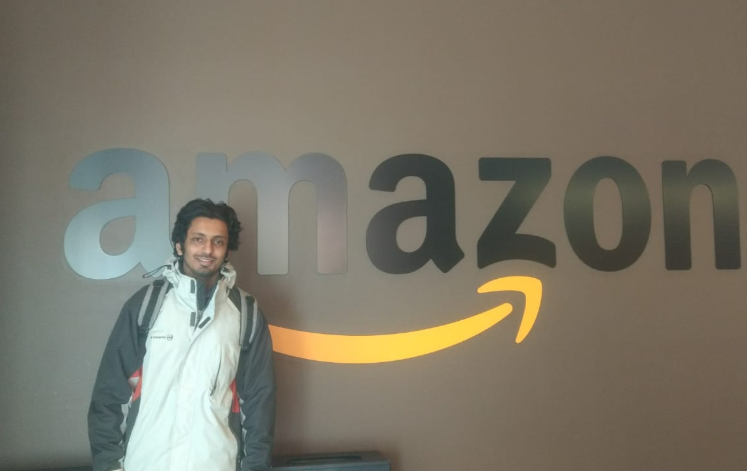 Google Lost a chance to hire me… Finally, Amazon hired me !!!