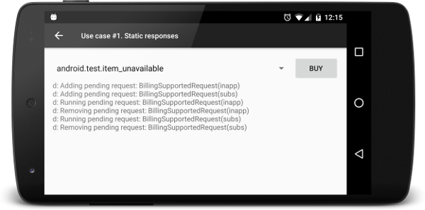 Implementing In-App Billing in Android - AndroidPub