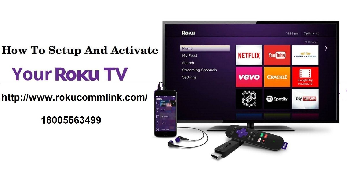 Activate Twitch On Your Roku Device - eliana thomes - Medium