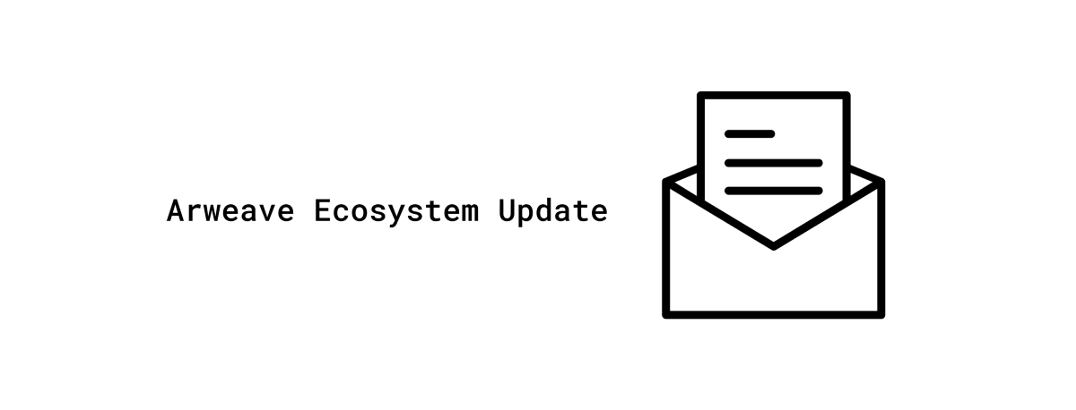 Arweave April 2021 Ecosystem Update: First Arweave conference, more NFTs, podcasts, & much more!