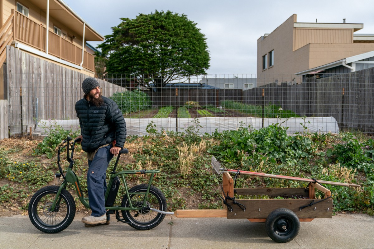 Growing where planted: How Pacifica's only urban farmer turned a vacant lot into a lotta lettuce