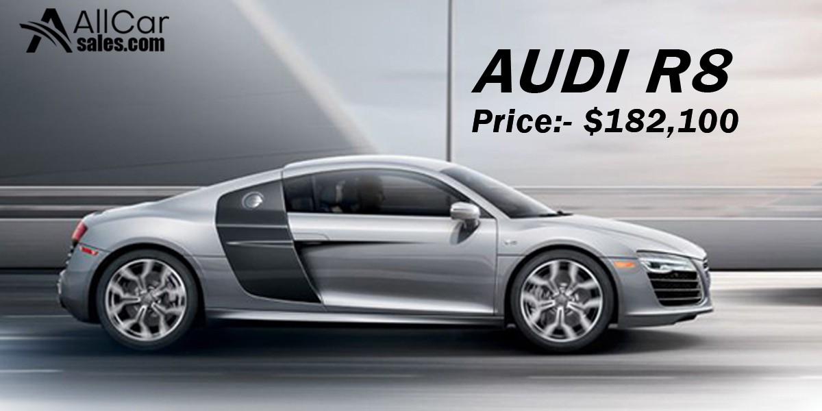 Check Out Audi R8 Car Comparison Tool All Car Sales By All Car Sales Medium