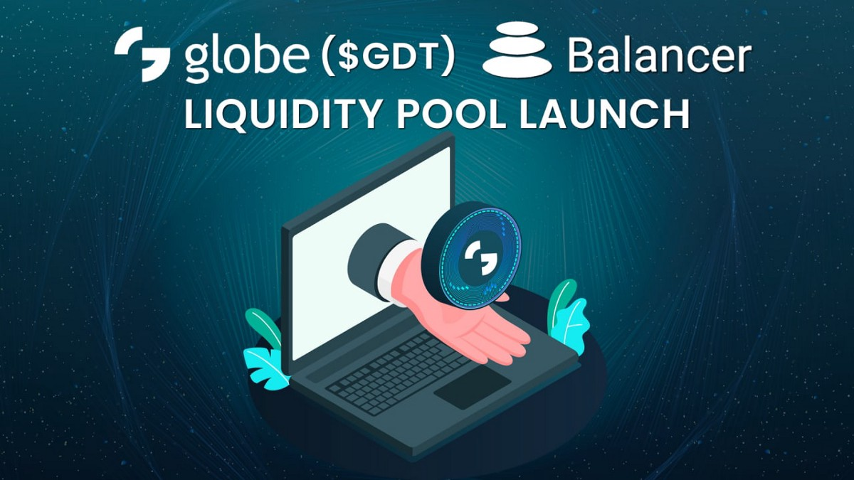 Announcing Globe $GDT Balancer Liquidity Bootstrapping Pool