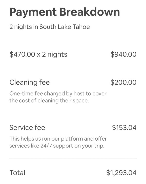 AirBNB defends re-listing scammers — I lost $700 - Kevin