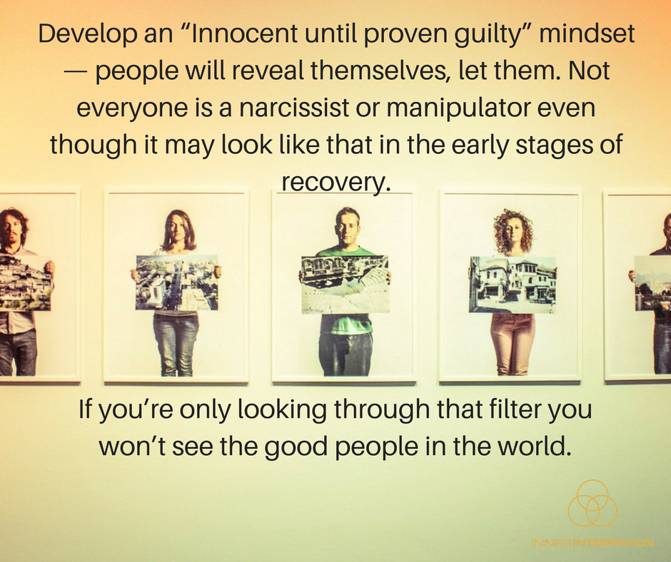 Change These 2 Patterns to Change Your Life After Narcissistic Abuse